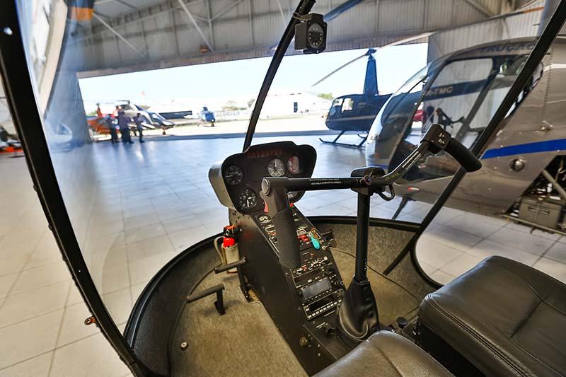 Robson 22 da Go Air escola de pilotos