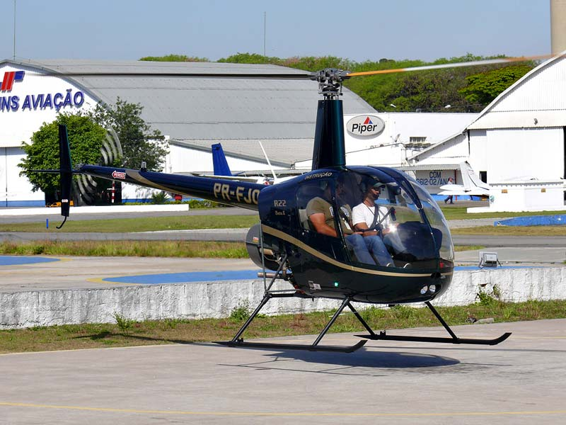Piloto Comercial de Helicóptero (PCH)