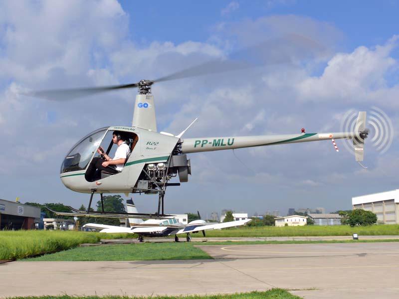 Instrutor de Voo de Helicóptero (INVH)